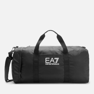 Emporio Armani EA7 Men's Train Prime Gym Bag - Nero
