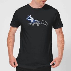 Fantastic Beasts Tribal Chupacabra Men's T-Shirt - Black