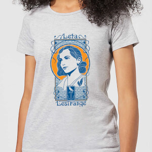Fantastic Beasts Leta Lestrange Women's T-Shirt - Grey