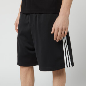 Y-3 Men's 3 Stripe Track Shorts - Black