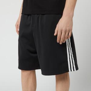 Y-3 Men's 3 Stripe Track Shorts - Black