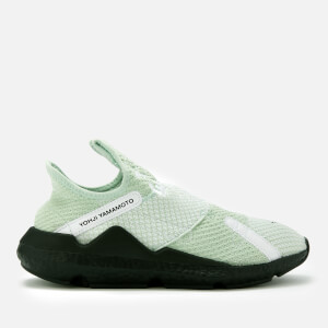 Y-3 Reberu Trainers - Salty Green Y-3/FTWR White