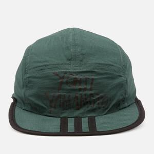Y-3 Reverse Cap - Black/Petrol Green