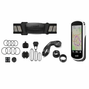 Garmin Edge 1030 GPS-Fahrradcomputer Bundle