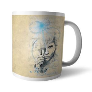 Fantastic Beasts Newt Scamander Mug