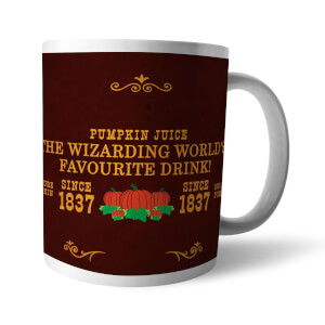 Fantastic Beasts Pumpkin Juice Mug