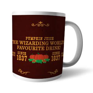 Fantastic Beasts Pumpkin Juice Mug