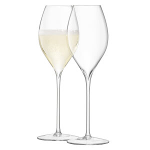 LSA International Wine Champagne Tulip Glass (Set of 2)
