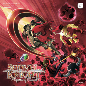 Shovel Knight: Specter of Torment - The Definitive Soundtrack 2xLP