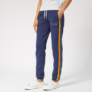 Superdry Women's Carly Carnival Joggers - Dazzling Blue