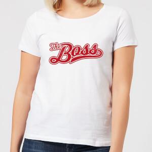 The Boss Women's T-Shirt - White