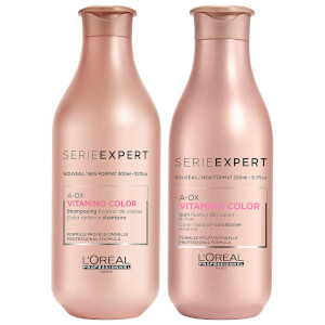 L'Oréal Professionnel Serie Expert Vitamino Color Shampoo and Conditioner Duo szampon i odżywka
