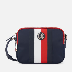 Tommy Hilfiger Women's Poppy Nylon Crossover Bag - Corporate