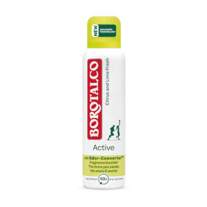 Borotalco Deo Active Citrus and Lime Fresh