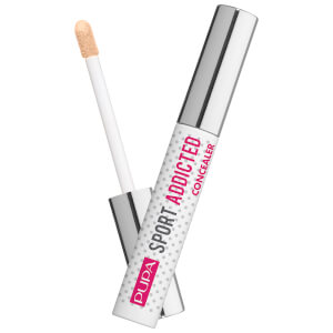PUPA Sport Exclusive Addicted Concealer Sweat Resistant Cream Concealer 5ml - Light Beige