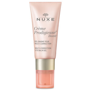 Crème Prodigieuse Boost Gel Baume Yeux Multi-Correction NUXE