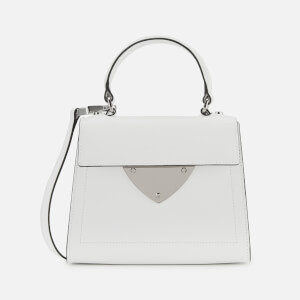 Coccinelle Women's B14 Design Tote Bag - White