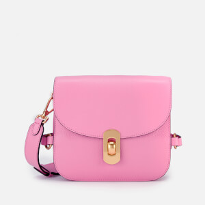 Coccinelle Women's Zaniah Cross Body Bag - Bubble Gum