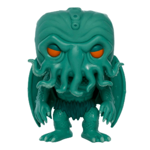 HP Lovecraft Cthulhu Neon Green EXC Pop! Vinyl Figure