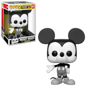 Figura Funko Pop! - Mickey Mouse (10 pulgadas / 25cm) EXC - Mickey Mouse