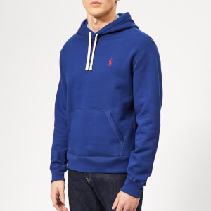Polo Ralph Lauren Men's Classic Popover Fleece Hoody - Fall Royal