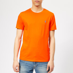 Polo Ralph Lauren Men's Basic T-Shirt - Sailing Orange