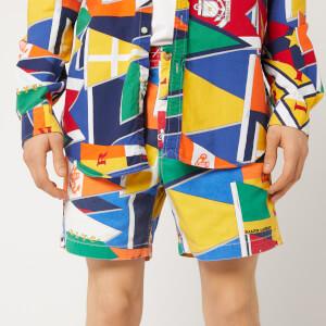 Polo Ralph Lauren Men's Burgee Flag Prepster Shorts - Multi