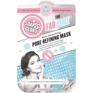 Soap and Glory The Fab Pore Pore-Refining Mask 1oz