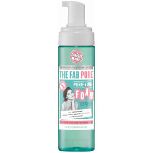 Soap and Glory The Fab Pore Purifying Foam Cleanser 6.7oz