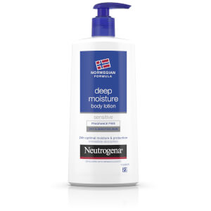 Norwegian Formula Deep Moisture Body Lotion Sensitive 250ml