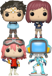 FLCL Funko Pop! Vinyl - Funko Pop! Collection