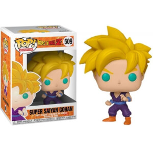 Super Saiyan Gohan (Youth) EXC Funko Pop! Vinyl