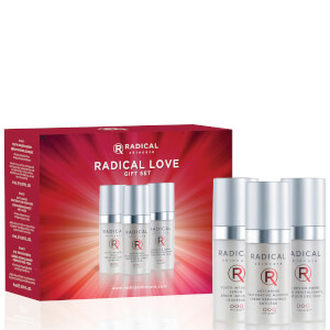 Radical Skincare Radical Love Gift Set 21ml (Worth £72)