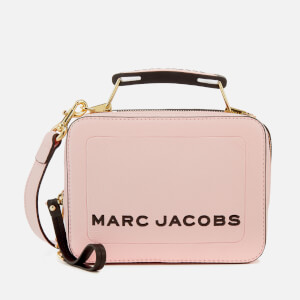 Marc Jacobs Women's The Box 20 Cross Body Bag - Blush