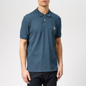 PS Paul Smith Men's Regular Fit Polo Shirt - Turquoise