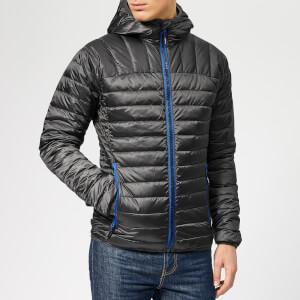 Superdry Men's Core Down Jacket - Black Marl
