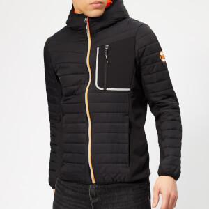 Superdry Men's Convection Hybrid Jacket - Black