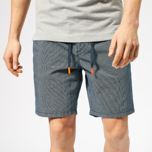 Superdry Men's Sunscorched Shorts - Brunswick Stripe