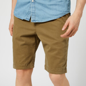 Superdry Men's Slim Chino Shorts - Khaki
