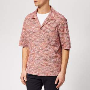 Missoni Men's Stripe Shirt - Red