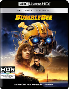 Bumblebee - 4K Ultra HD (Includes Blu-ray)