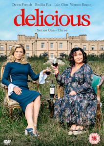 Delicious Series 1-3