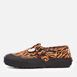 Vans X Ashley Williams Women's Style 93 Pumps - Tiger/Black