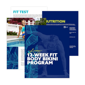 Trainer Lindsey's 12-Week Fit Body Bikini Program