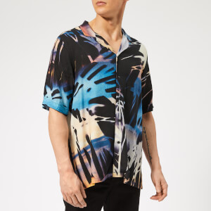 Ksubi Men's Palms Resort Shirt - Multi