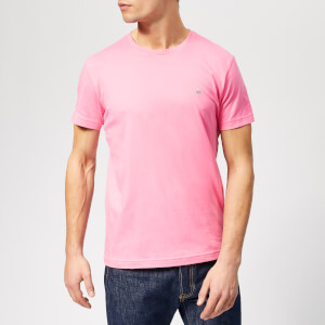 GANT Men's The Original Short Sleeve T-Shirt - Pink Rose
