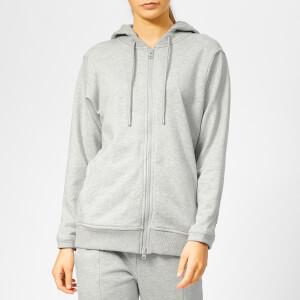 adidas by Stella McCartney Women's Essential Hoody - Medium Grey Heather