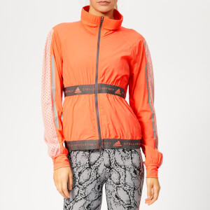 adidas by Stella McCartney Women's Run Light Jacket - Hot Coral
