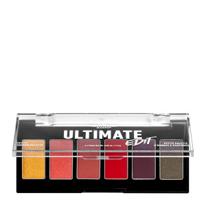NYX Professional Makeup Ultimate Edit Petite Eye Shadow Palette - Phoenix