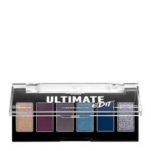 NYX Professional Makeup Ultimate Edit Petite Eye Shadow Palette - Ash